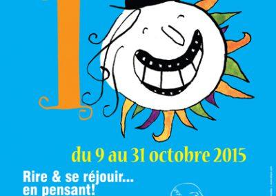 affiche 10 ans f humor y alegria fr final 2015